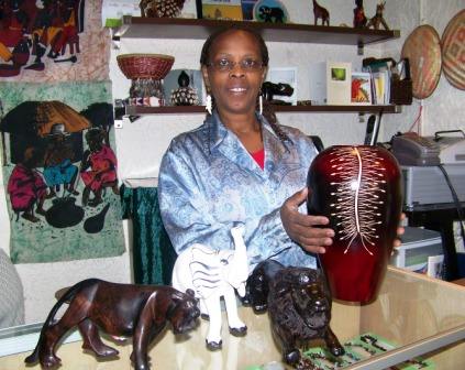 Pauline Kuhn at Forest People Crafts